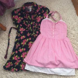 Spring & summer dress lot